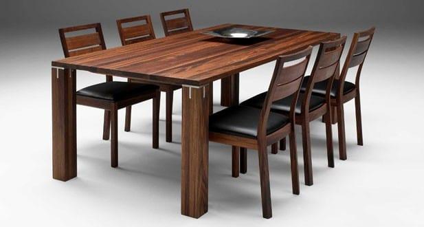 Schöne Ideen für Esstisch mit Stühlen