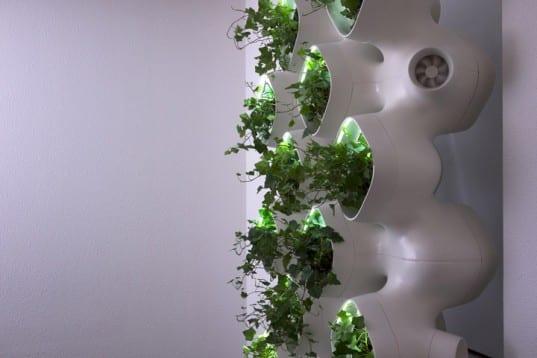 modulare vertikale Pflanzenbehältern
