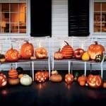 Halloween Kürbislaternen