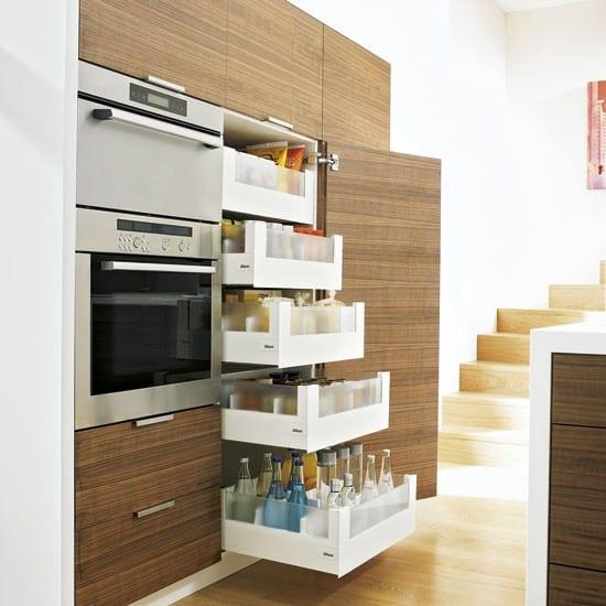 Einrichtung Kleiner Küche