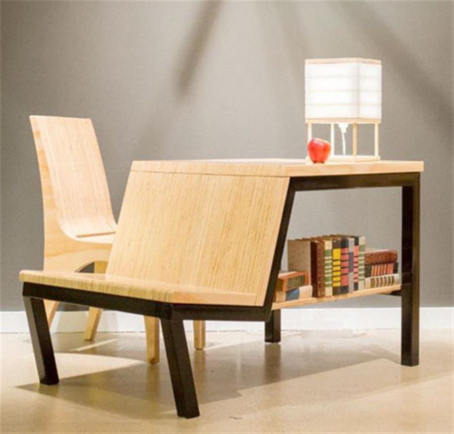 funktionslesemöbel aus Holz