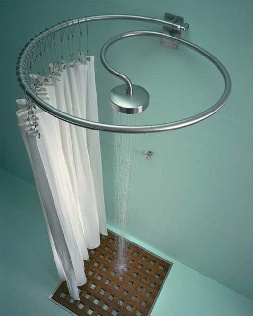 moderne und innovative dusche freshouse. Black Bedroom Furniture Sets. Home Design Ideas