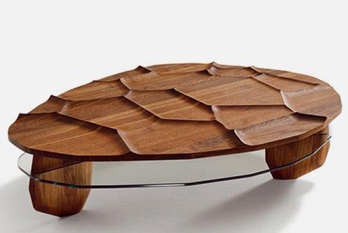 Moderner Couchtisch Aus Holz Und Glas Pictures to pin on