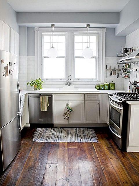 Zeitnah Kleine Küche