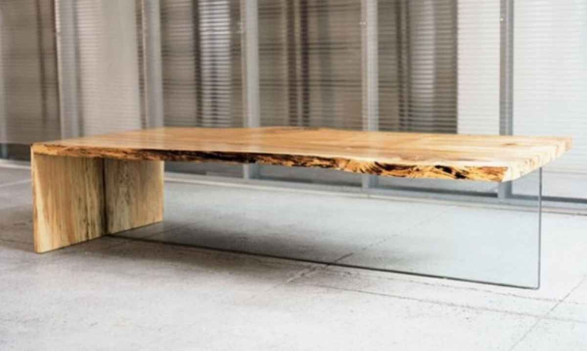 der couchtisch aus holz freshouse. Black Bedroom Furniture Sets. Home Design Ideas