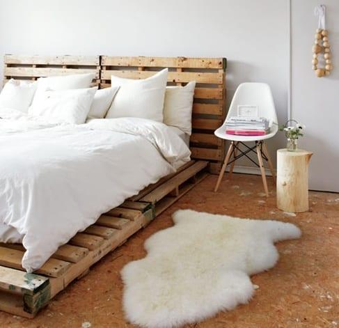 einfaches-doppel-palettenbett