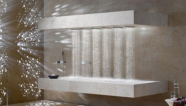 AuBergewohnlich Dusche Aus Stein : Moderne Und Innovative Dusche   FresHouse