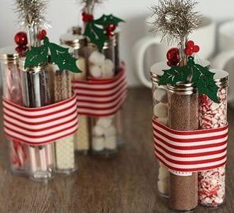 DIY Weihnachtsgeschenkideen-bringen Sie Freude mit