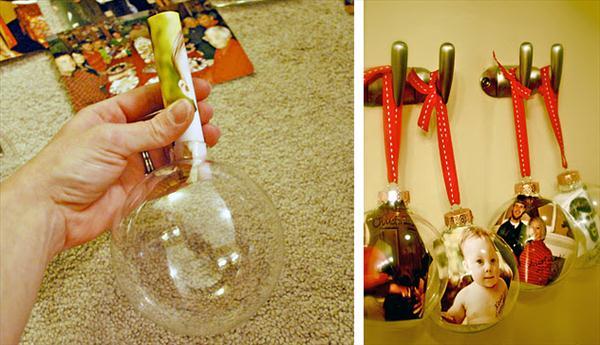 kreative weihnachtsgeschenkideen für dekoration