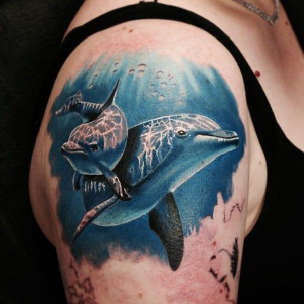 Tattooidee- Tiertattoo- Dalbentattoo
