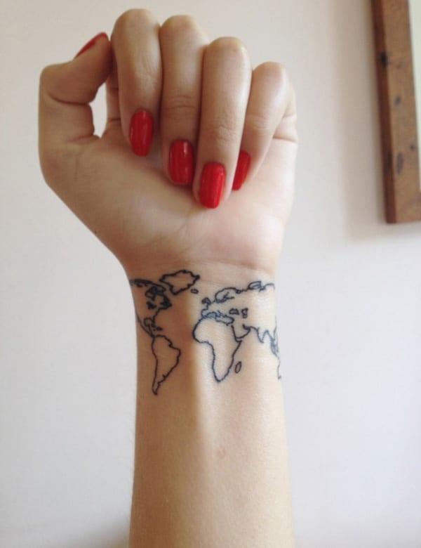 Tattooidee für Frauen