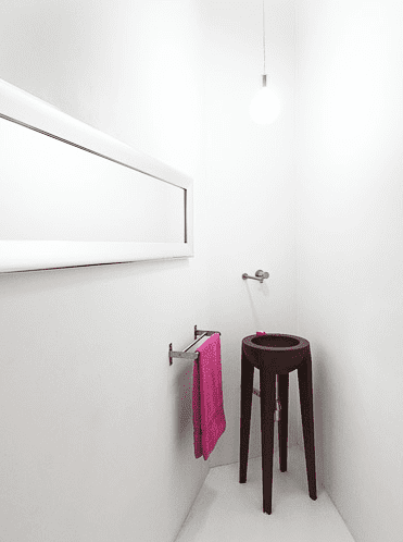 kreative Einrichtungsidee für badezimmer-freistehendes waschbecken