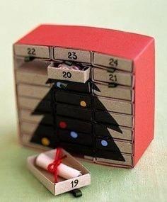 kreative ideen fürs Weihnachten