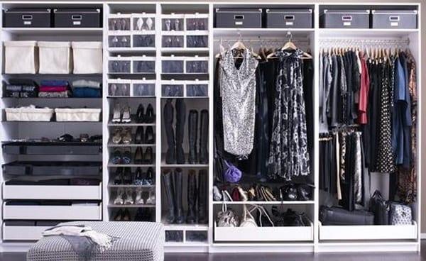 ankleidezimmer schrank freshouse. Black Bedroom Furniture Sets. Home Design Ideas