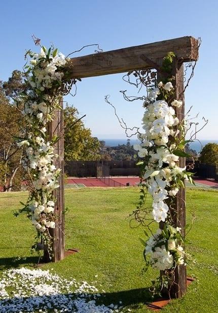 Blumen hochzeit dekorationsideen freshouse - Gartenfeier deko ...