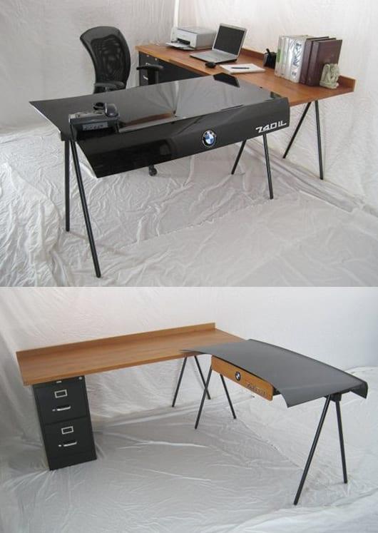 carmöbel - BMW Arbeitstisch