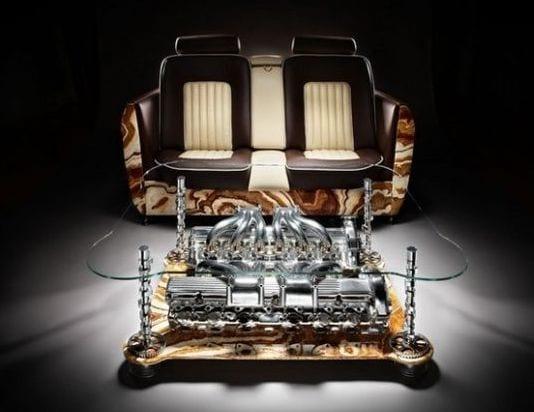 kreatives Möbeldesign aus Autotelen