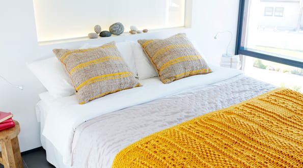 farbrausch sch ner wohnen schlafzimmer einrichtung. Black Bedroom Furniture Sets. Home Design Ideas