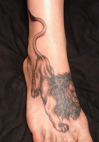 tier tattoo ideen
