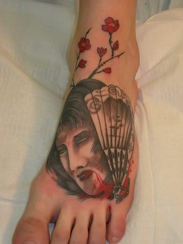 tattoo flügel motive