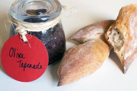 lekere geschenke- Einweckglas mit Olivenpastete