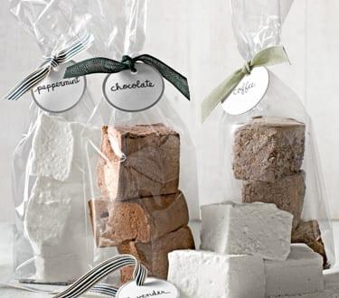 geschenke aus der k che marshmallows freshouse. Black Bedroom Furniture Sets. Home Design Ideas