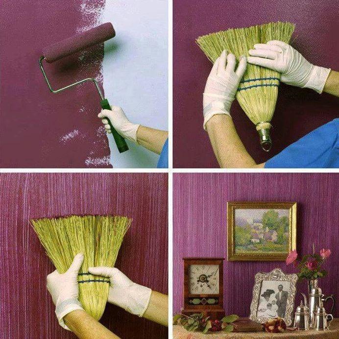 Pin Wand Streichen Ideen Wände Streichen Ideen Wohnzimmer Bilder on ...