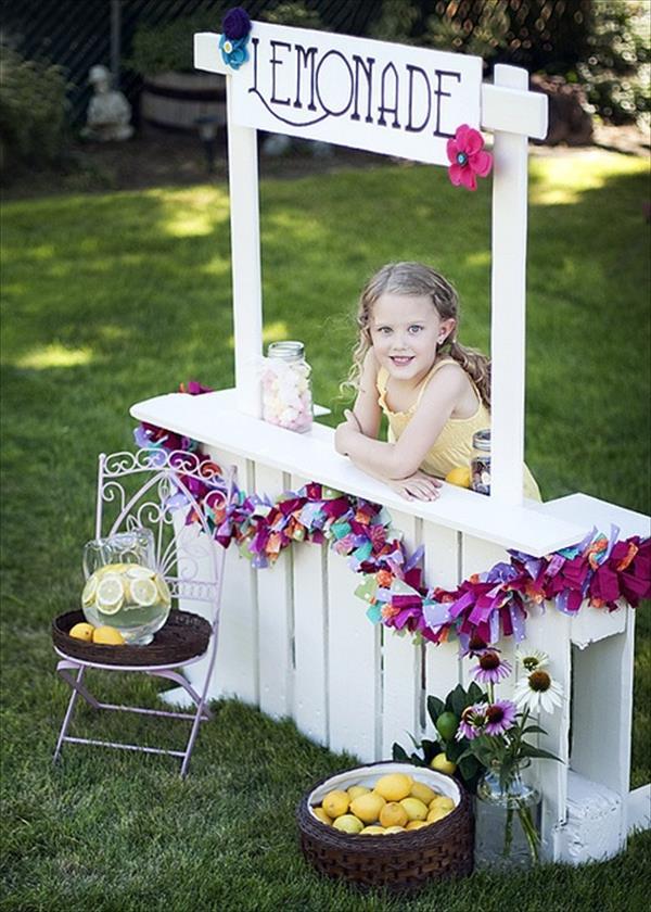Kinder Spieleinrichtung für den garten