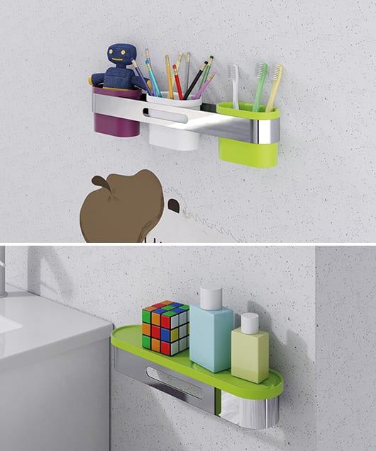 einrichtungsidee für kinder im badezimmer