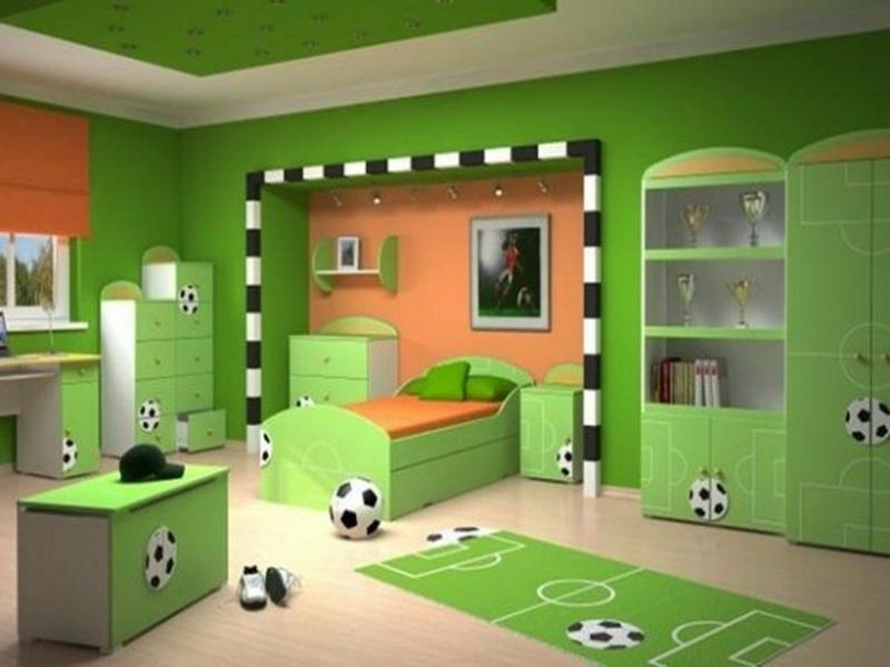 kinderzimmer gr n 40 gestaltungsideen f r kinderzimmer. Black Bedroom Furniture Sets. Home Design Ideas