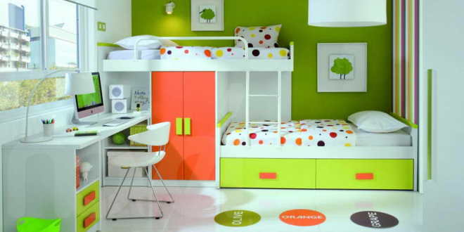kinderzimmer gr n sch ner wohnen kinderzimmer freshouse. Black Bedroom Furniture Sets. Home Design Ideas