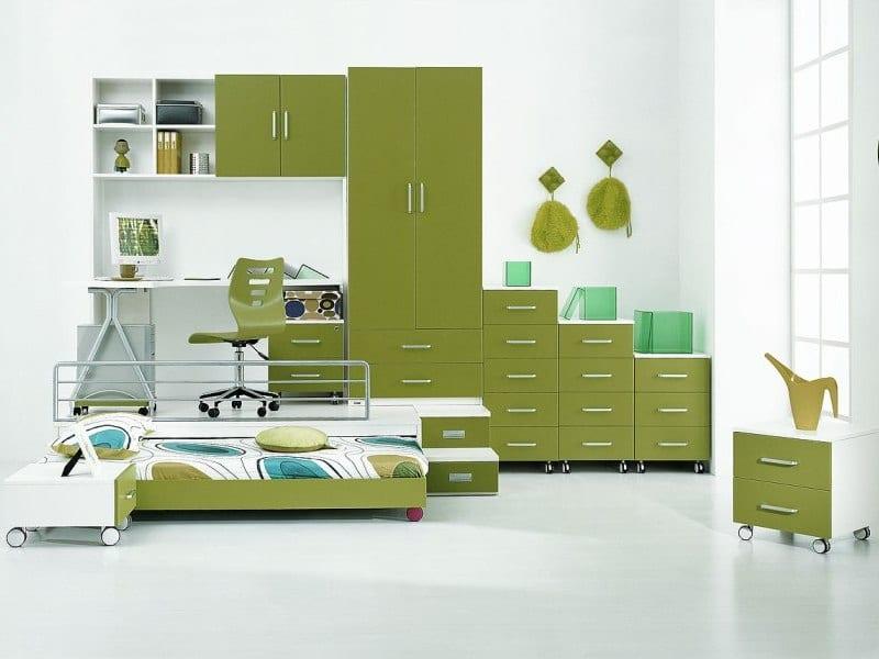 Gestaltung Kleines Kinderzimmer : Kinderzimmer GRÜN  40 Gestaltungsideen für Kinderzimmer  fresHouse
