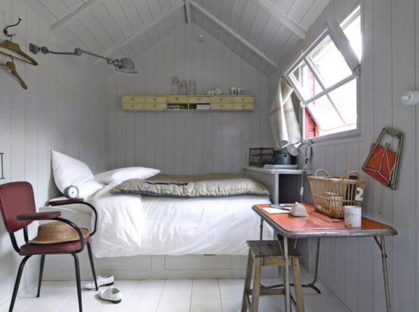 moderne gestaltung für kleine Schlafzimmer