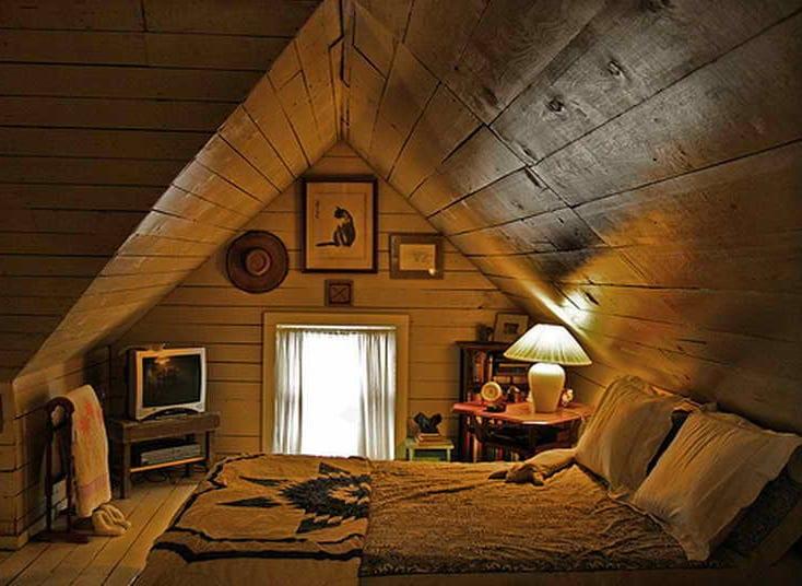kreative Einrichtungside kleines Schlafzimmers