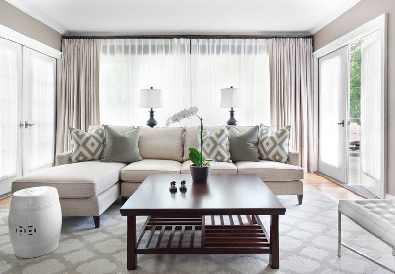 moderne Wohnzimmer gestaltungsidee