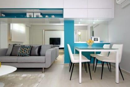Kleines Wohnzimmer Einrichten Gestaltungsidee Fr Kleine Rume