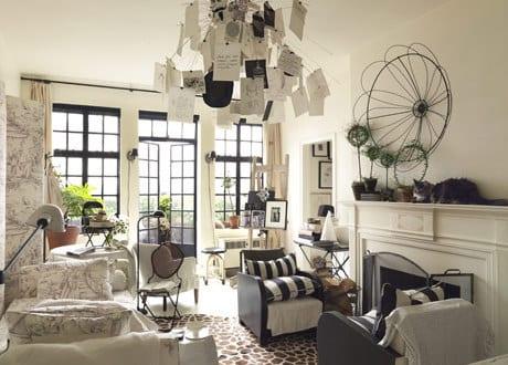 kleines wohnzimmer einrichtung mit kamin freshouse. Black Bedroom Furniture Sets. Home Design Ideas