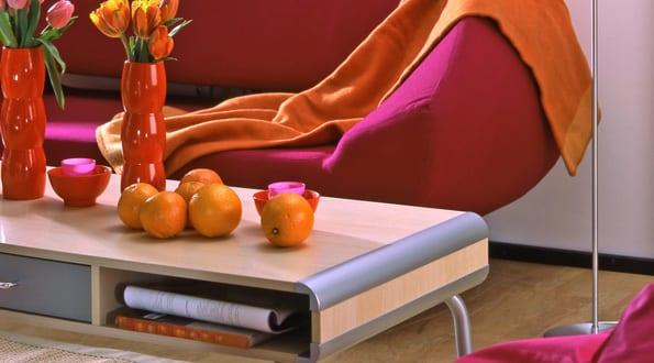 wohnzimmer deko : wohnzimmer deko pink ~ inspirierende bilder von ...