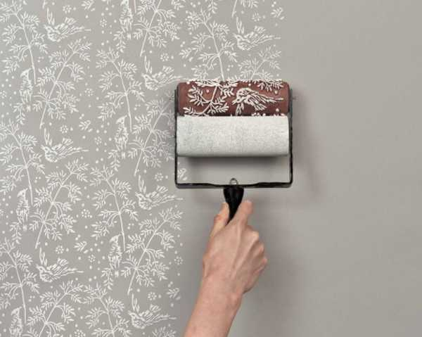 Perfekt Kreative Streich Techniken Für Wand. Streichen Ideen Techniken