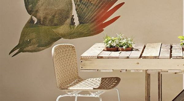 Ideen für Esstisch aus Europaletten - Möbel aus Paletten ...