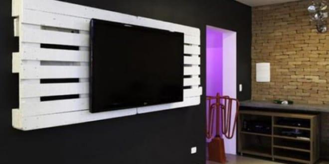 paletten tv-wand - fresHouse