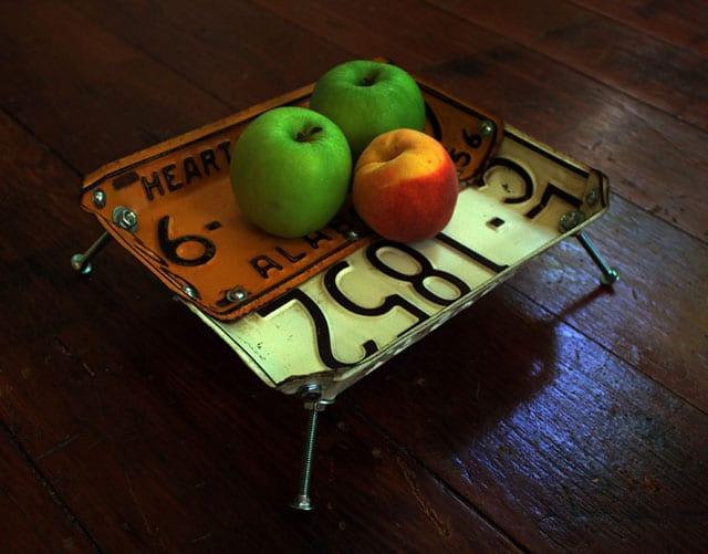 kreative Haushalt Design-ideen - moderne Fruchtschüssel