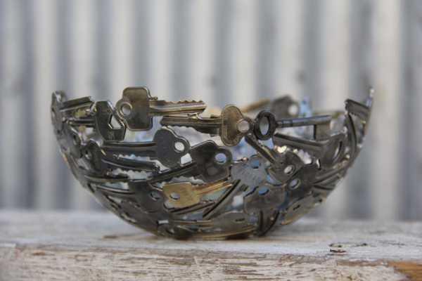 Recycling ideen für zuhause  Kreative Recycling Wohnideen - alte Sachen wiederverwenden - fresHouse
