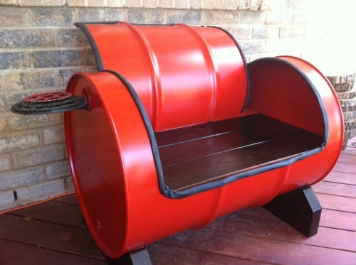 recycling mobel kreative ideen roter sessel fa 1 4 r mabel mobile