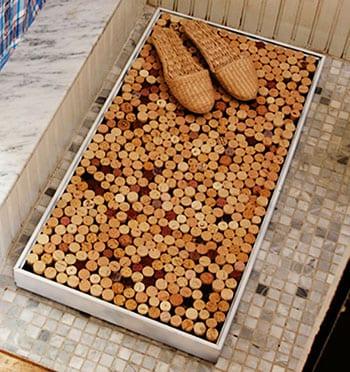 kreative wohnideen fürs bad
