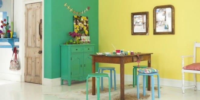 sch ner wohnen farbrausch idee f r die k che freshouse. Black Bedroom Furniture Sets. Home Design Ideas