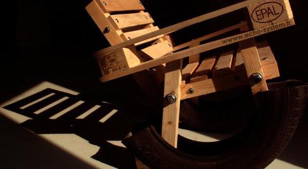 Kreative Palettenmbel Selbstgebaute Sthle Und Sessel