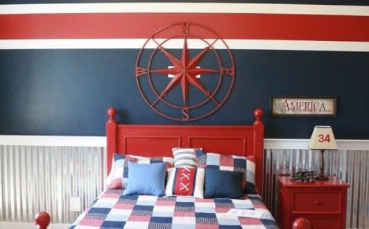 schlafzimmer wand-streichideen - fresHouse