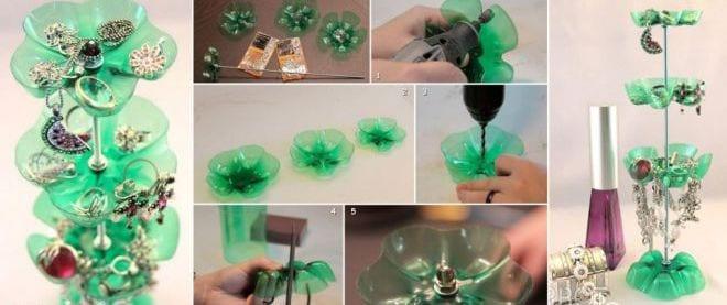 kreative ideen aus pet-flaschen