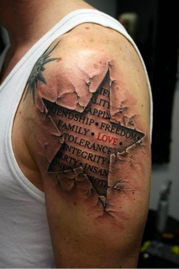 Männer tattooidenn